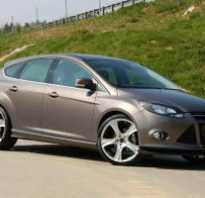 Диски Ford Focus 3